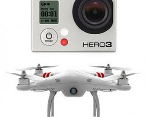 quad cop bh with hero3