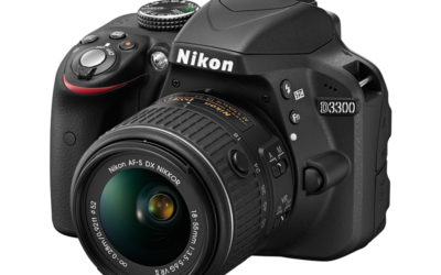 Nikon D3300: All About the Gear
