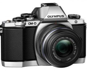 OM-D E-M10 Product Shot