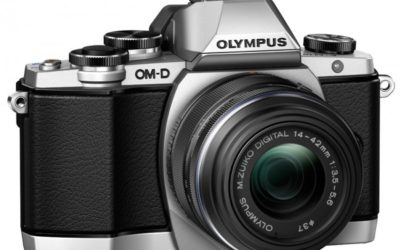 Olympus OM-D E-M10: All About the Gear