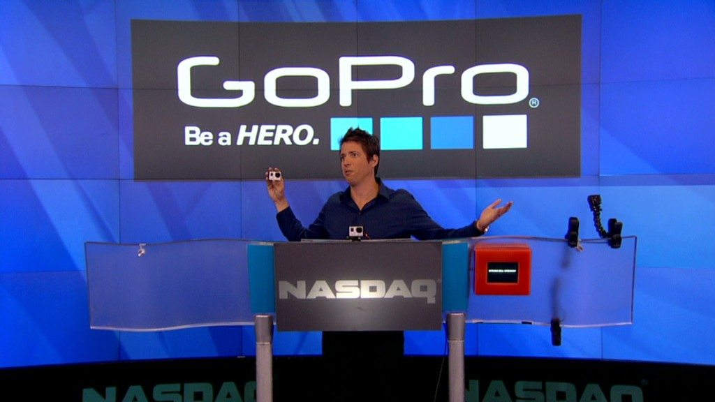Gopro employee stock options