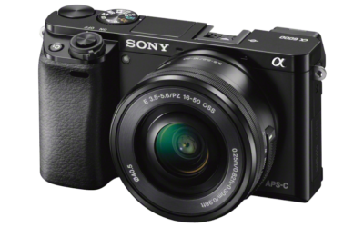 Sony a6000: All About the Gear
