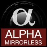 Sonly Alpha Mirrorless