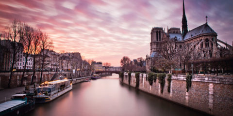 Notre Dame Paris longue Pause