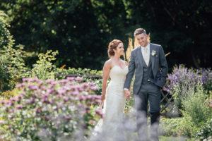 Edmonton-Wedding-Photographers---Bride-&-Groom-Walking